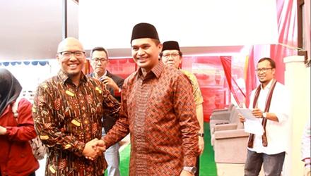 Peresmian Rumah Tempe Zanada Bandung